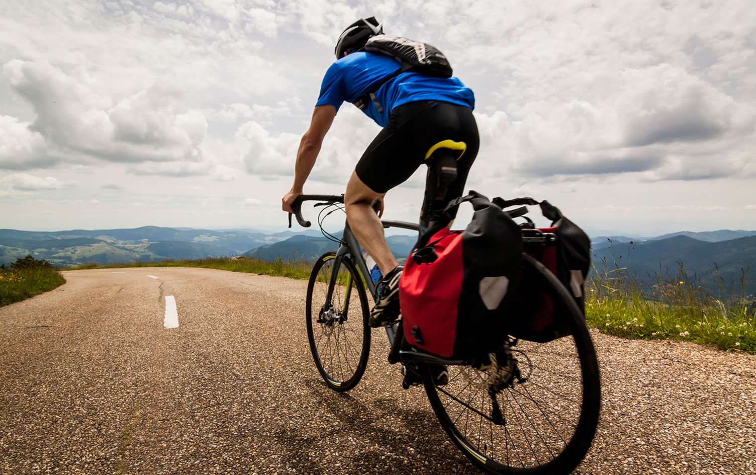 Different Types of Bicycles For Touring
