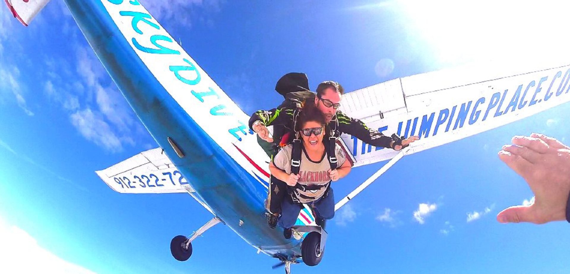 What! Skydiving in India! Who? How? Where?